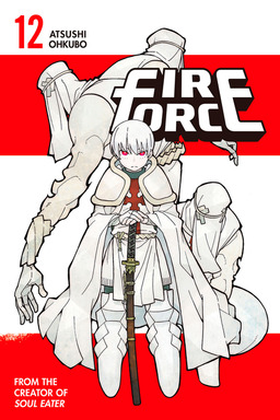Fire Force Volume 12