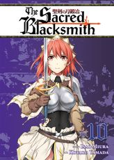 The Sacred Blacksmith Vol. 10