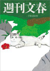 週刊文春 7月12日号