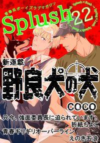 Splush vol.22 青春系ボーイズラブマガジン