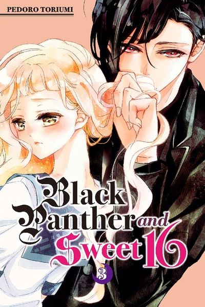 Black Panther and Sweet 16 Volume 3