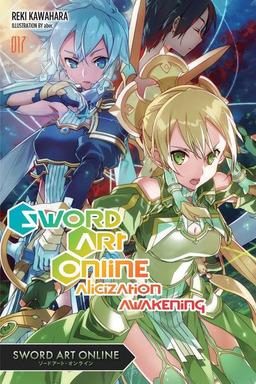 Sword Art Online 17