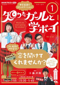 NHKテレビ 知りたガールと学ボーイ 2021年1月号-電子書籍