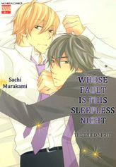 Whose Fault is this Sleepless Night (Yaoi Manga), The Third Night