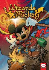 Wizards of Mickey, Vol. 3