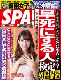 週刊SPA! 2014/11/25号