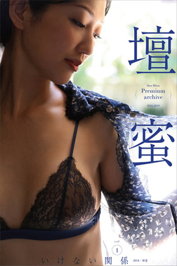 壇蜜 いけない関係 vol.1 2011-2019 Premium archive デジタル写真集-電子書籍