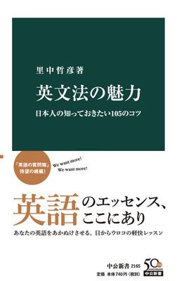 英文法の魅力 日本人の知っておきたい105のコツ-電子書籍