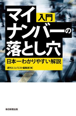 入門 マイナンバーの落とし穴 日本一わかりやすい解説-電子書籍