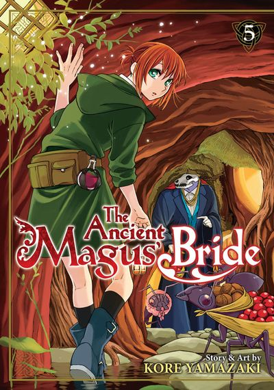 The Ancient Magus' Bride Vol. 05