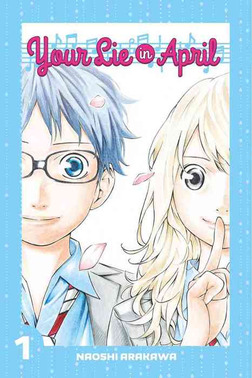 Your Lie in April 1-電子書籍