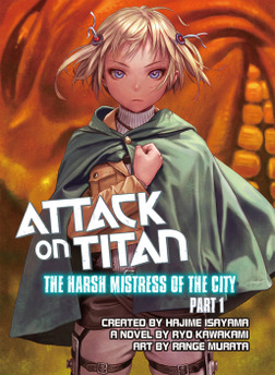 Attack on Titan: The Harsh Mistress of the City, Part 1-電子書籍