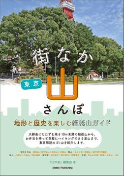 東京 街なか山さんぽ 地形と歴史を楽しむ超低山ガイド-電子書籍