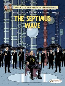 Blake & Mortimer - Volume 20 - The Septimus Wave