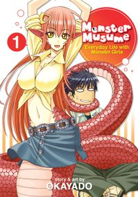 Monster Musume Vol. 01