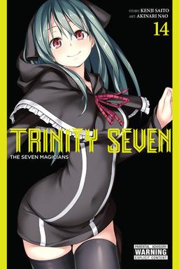 Trinity Seven, Vol. 14