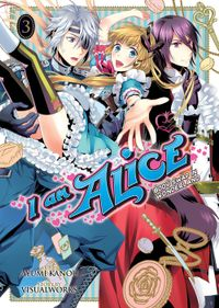 I Am Alice: Body Swap in Wonderland Vol. 3