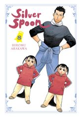 Silver Spoon, Vol. 8