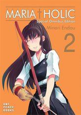Maria Holic Volume 02: Special Omnibus Edition