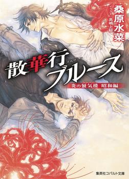 炎の蜃気楼 昭和編11 散華行ブルース-電子書籍