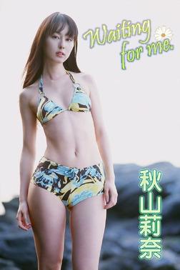 秋山莉奈 Waiting for me【image.tvデジタル写真集】-電子書籍