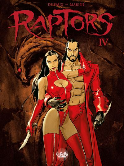 Raptors - Volume 4