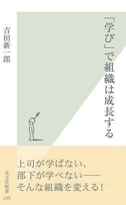 「学び」で組織は成長する-電子書籍