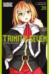 Trinity Seven, Vol. 20