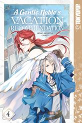 A Gentle Noble's Vacation Recommendation, Volume 4