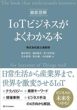 徹底図解 IoTビジネスがよくわかる本-電子書籍