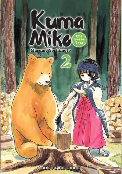 Kuma Miko Volume 2