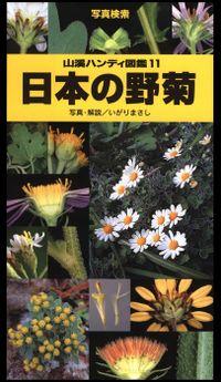 ヤマケイハンディ図鑑11 日本の野菊