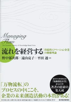 流れを経営する―持続的イノベーション企業の動態理論-電子書籍