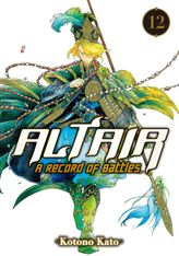 Altair: A Record of Battles 12