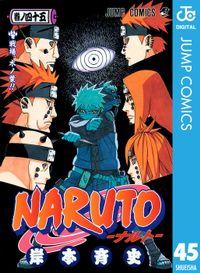 NARUTO―ナルト― モノクロ版 45