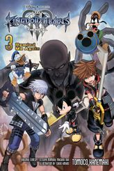 Kingdom Hearts III: The Novel, Vol. 3