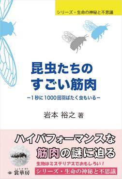 昆虫たちのすごい筋肉 1秒に1000回羽ばたく虫もいる-電子書籍