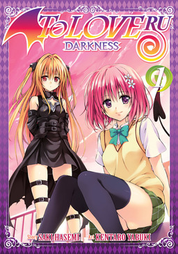 To Love Ru Darkness Vol. 1