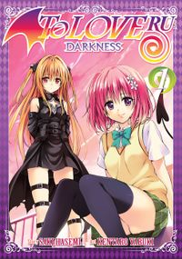 To Love Ru Darkness Vol. 1