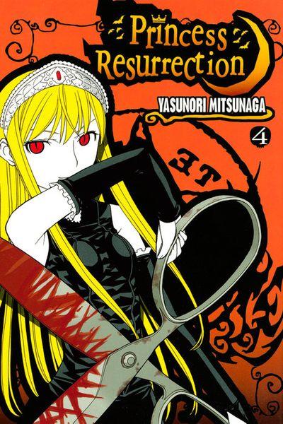 Princess Resurrection Volume 4