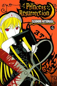 Princess Resurrection Volume 4