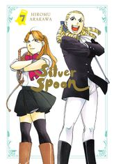 Silver Spoon, Vol. 7