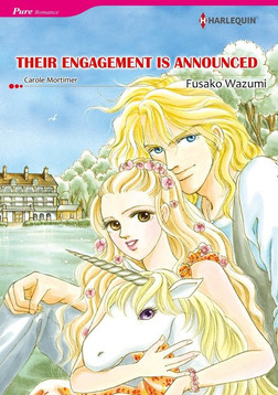 THEIR ENGAGEMENT IS ANNOUNCED-電子書籍