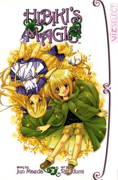 Hibiki's Magic, Volume 2