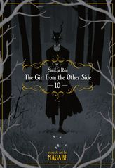 The Girl From the Other Side: Siuil, a Run Vol. 10