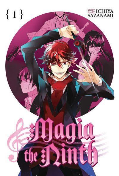 Magia the Ninth Vol 01