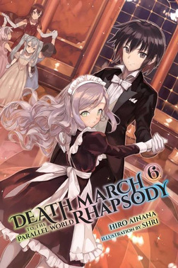 Death March to the Parallel World Rhapsody, Vol. 6-電子書籍