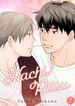 Hachi/Ritsu (Yaoi Manga), Chapter 7