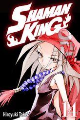 SHAMAN KING 14
