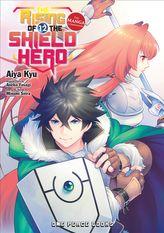The Rising of the Shield Hero Volume 12: The Manga Companion